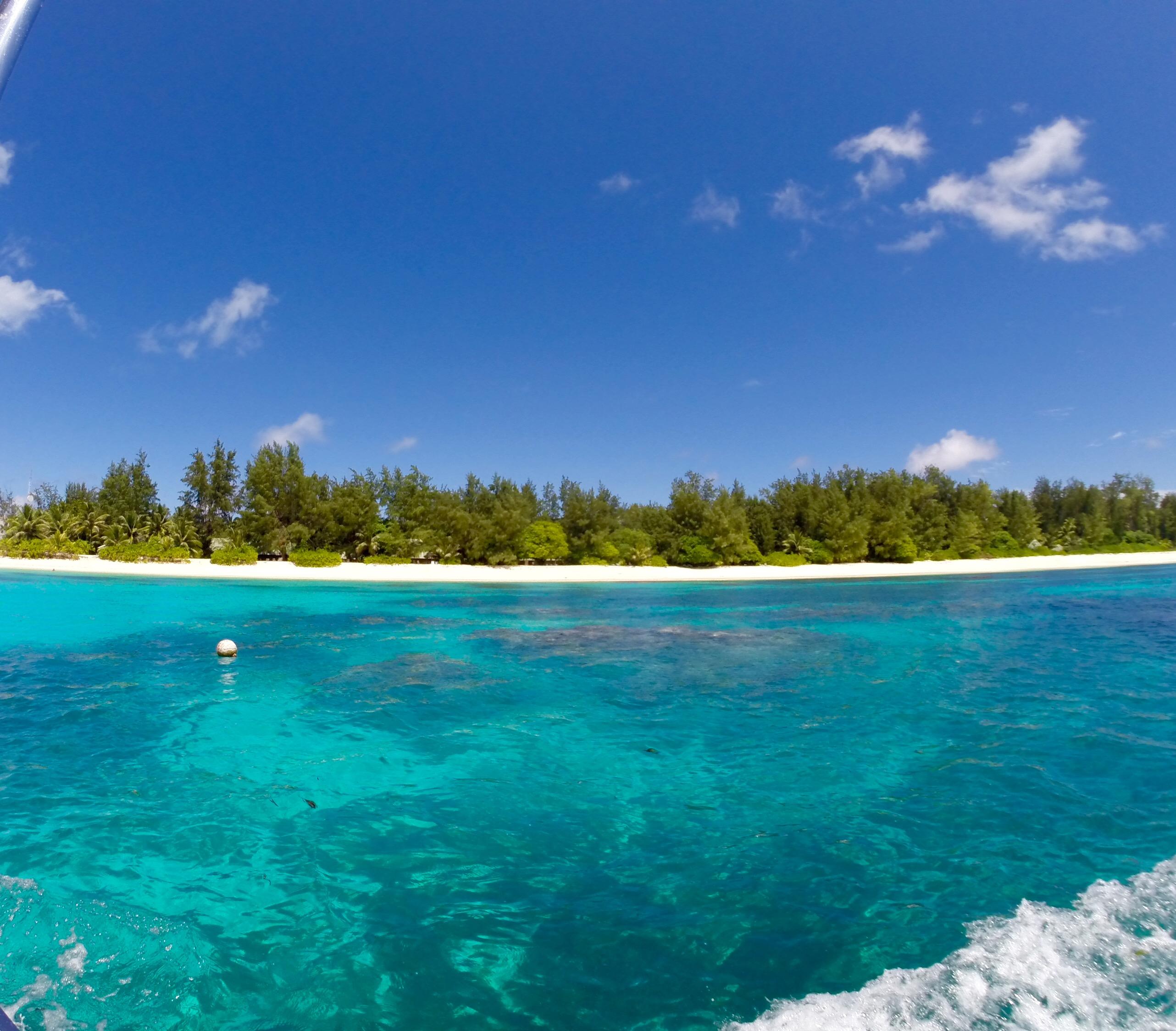 Seychelles Island Beaches: Snorkeling Denis Island, Seychelles