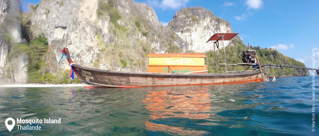 Mosquito Island, Thaïlande