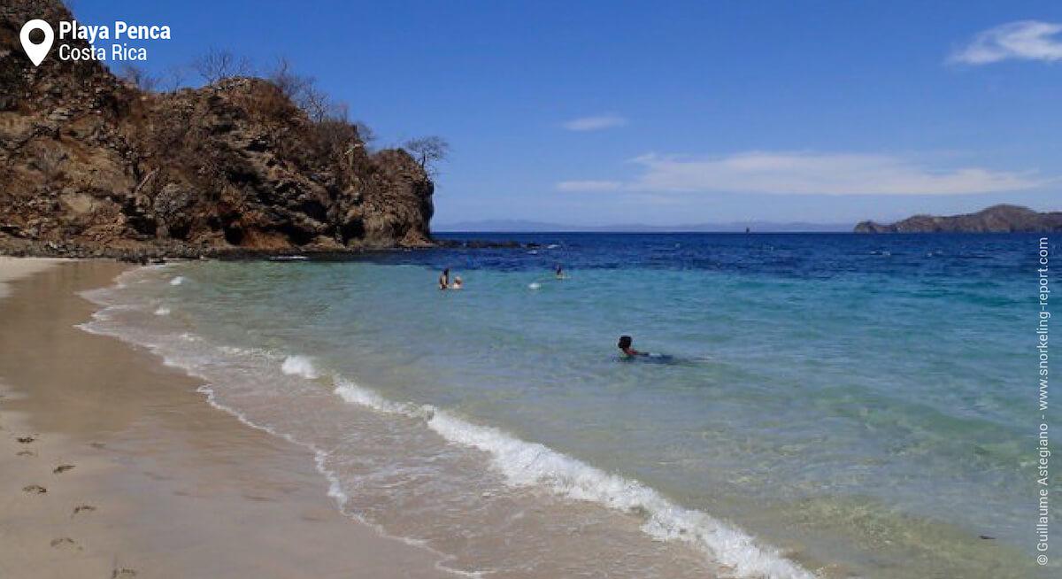 Playa Penca, Guanacaste