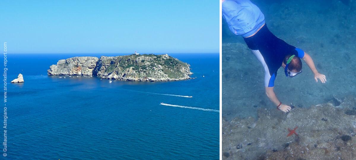 Snorkeling Illes Medes and Cap de Creus