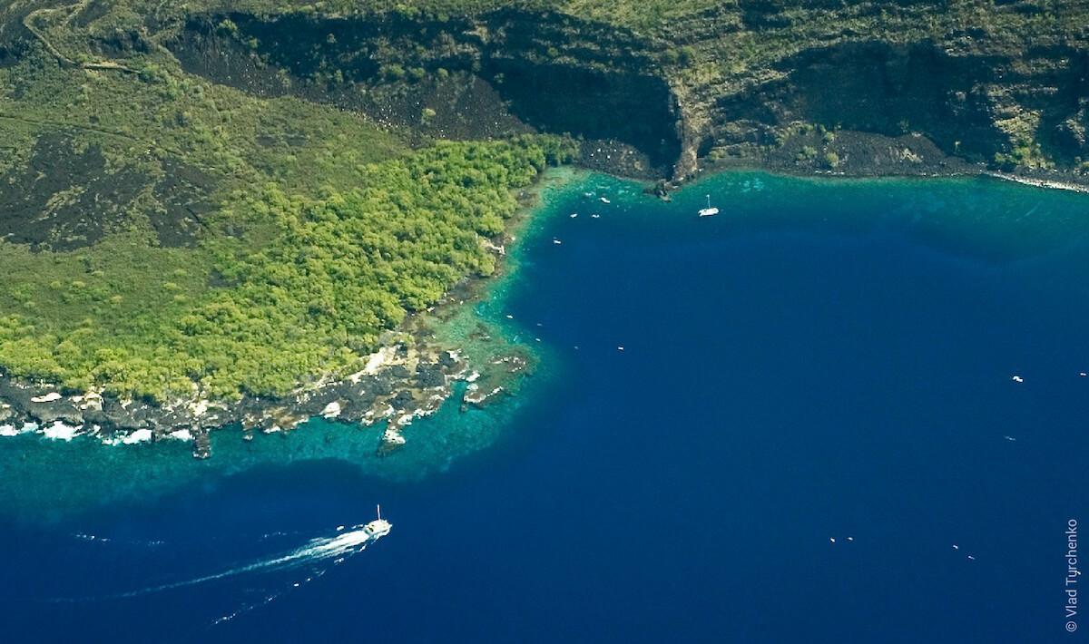 Captain Cook Monument snorkeling spot