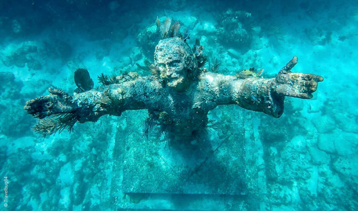 Christ of the Abyss, John Pennekamp Coral Reef State Park