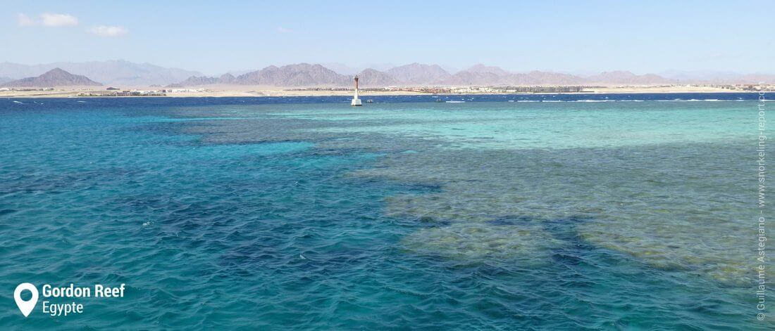Snorkeling à Gordon Reef, Egypte