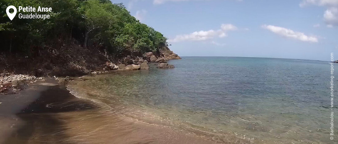 Plage de Petite Anse, Guadeloupe