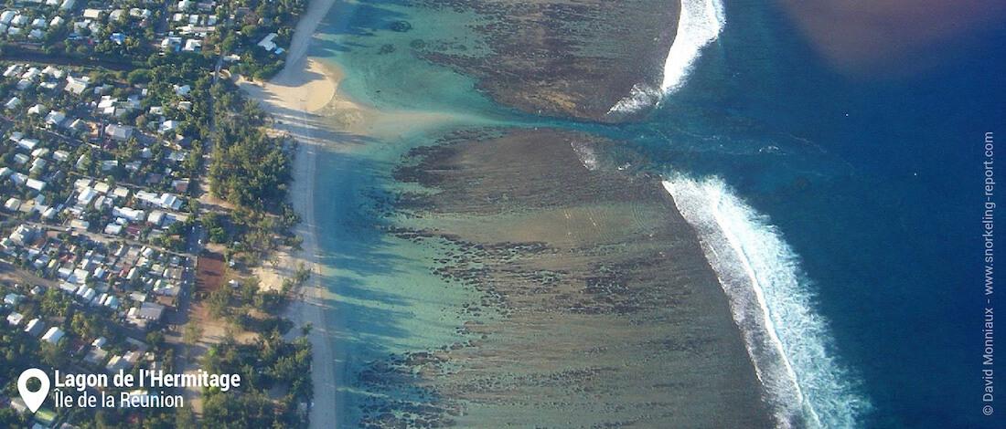 Le Lagon de l'Hermitage, La Réunion