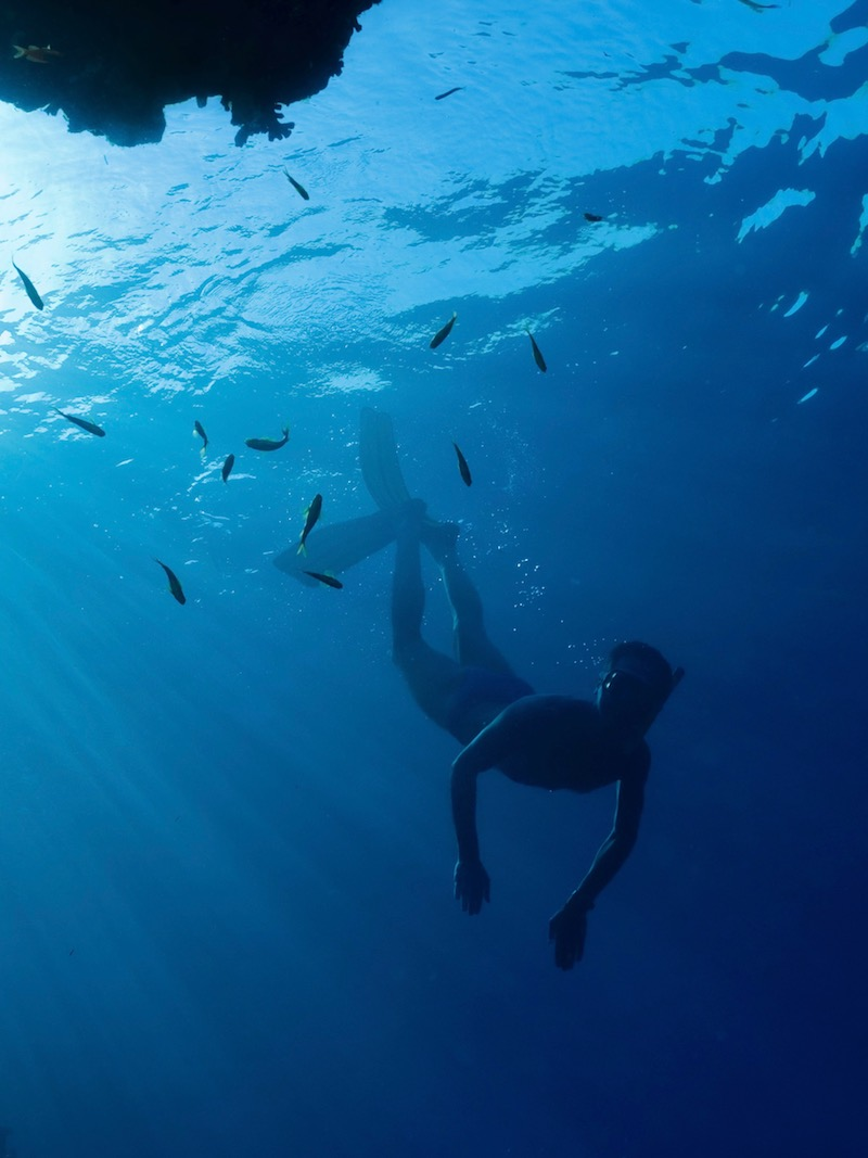 snorkeling-freediving