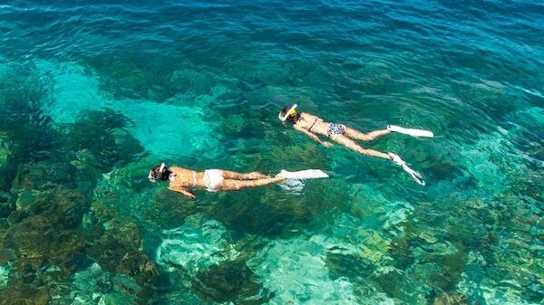 Snorkeling intermédiaire