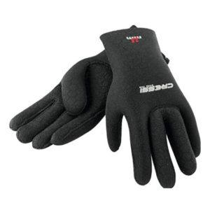 Cressi high stretch gloves
