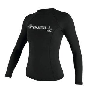 O'Neill basic skins long sleeve (ladies)