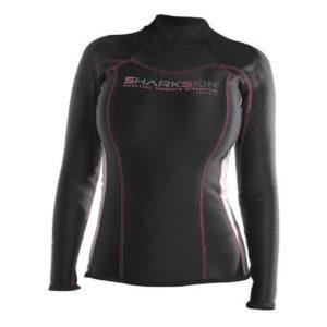 Sharkskin long sleeve wetsuit (ladies)