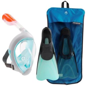 kit snorkeling easybreath