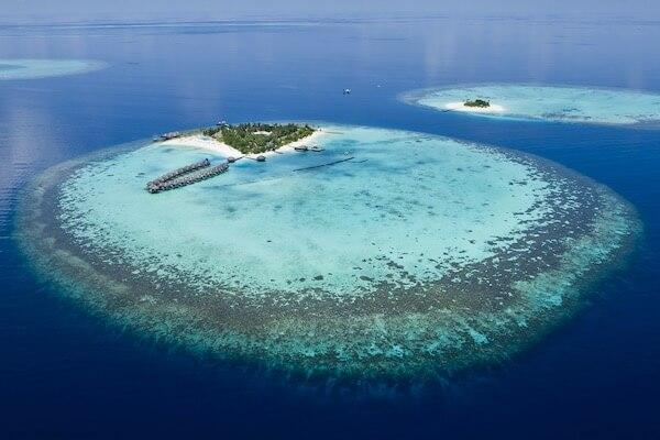 Atoll Maldives