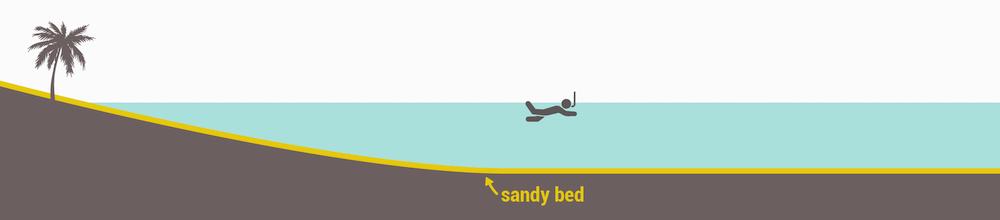 Sandy beds