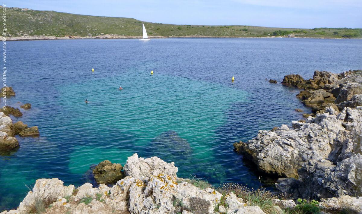 Cala Fornells, Menorca