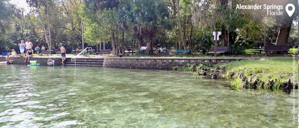 Alexander Springs, Floride