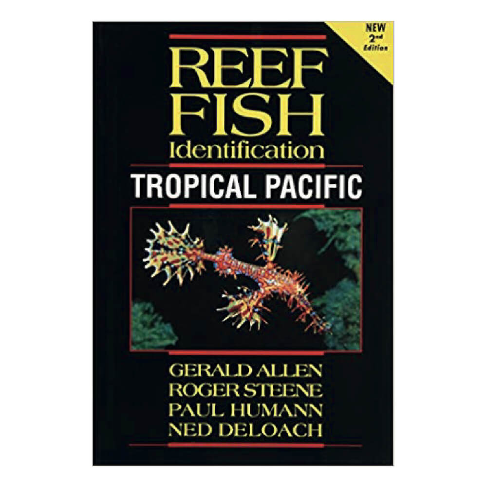 Reef Fish Identification – Tropical Pacific