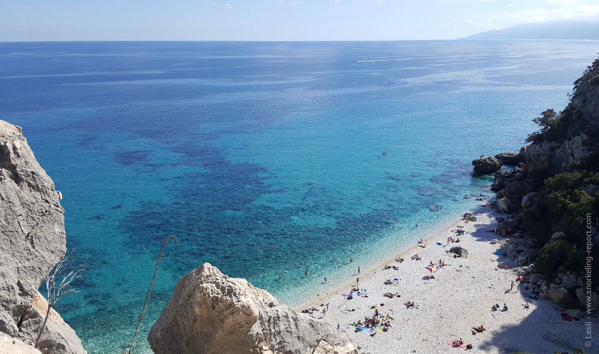 Cala Fuili, Sardinia