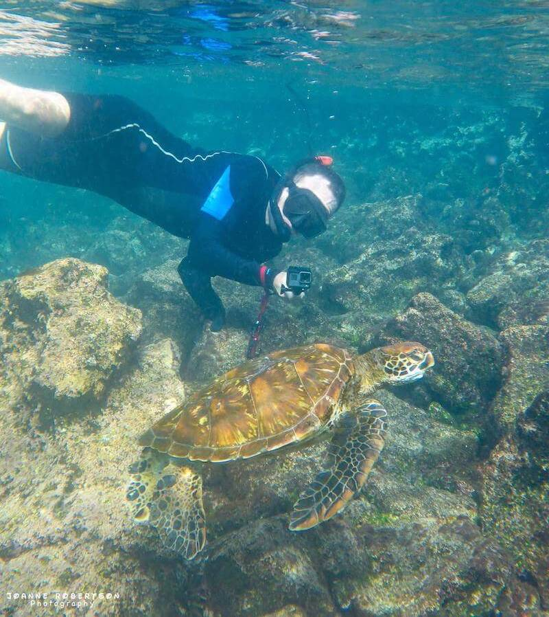 Guillaume Snorkeling Report