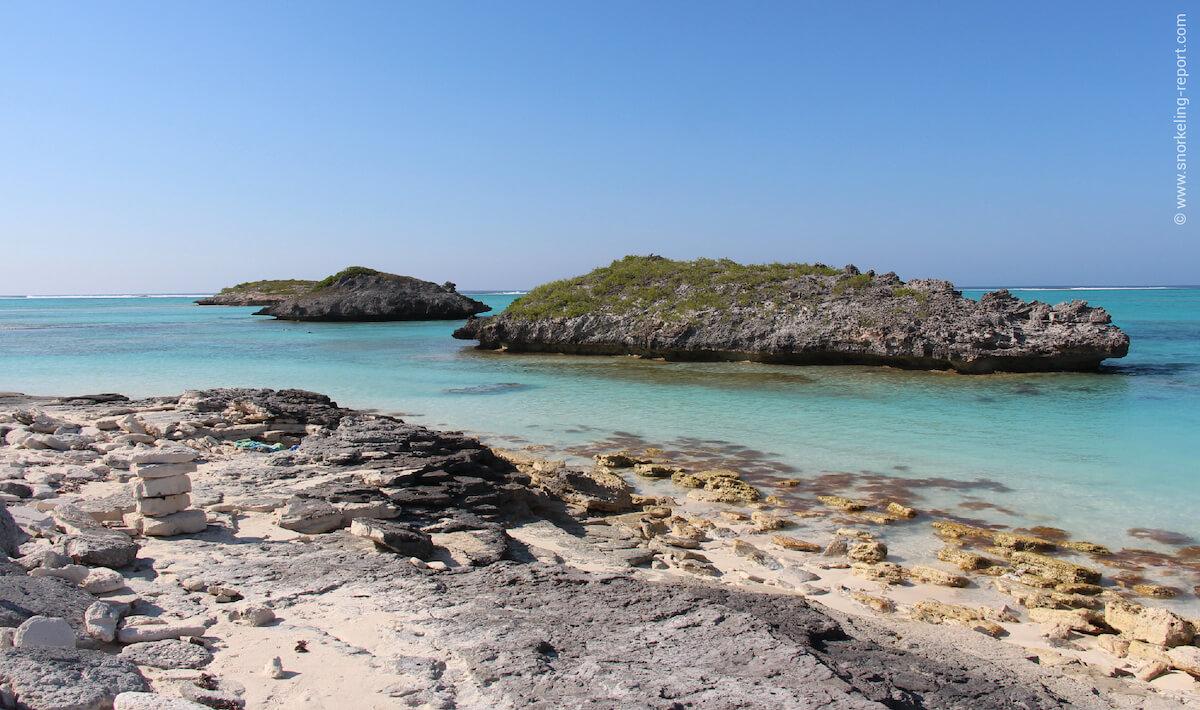 Three Marys Cays, Caicos