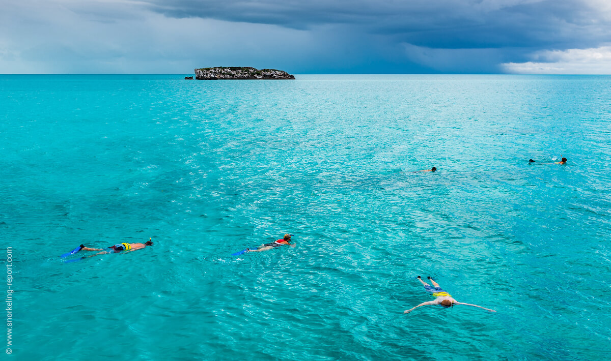 Turtle Rock, Turks and Caicos