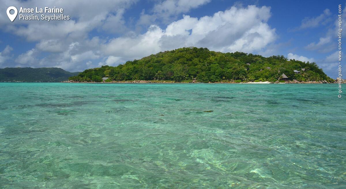 Plage d'Anse La Farine, Praslin